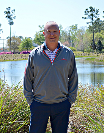 Chris Dedrick - Brunswick Forest Sales Executive