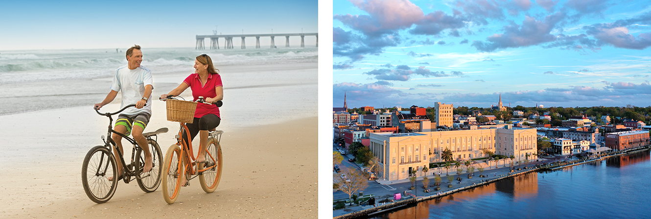wrightsville beach and wilmington