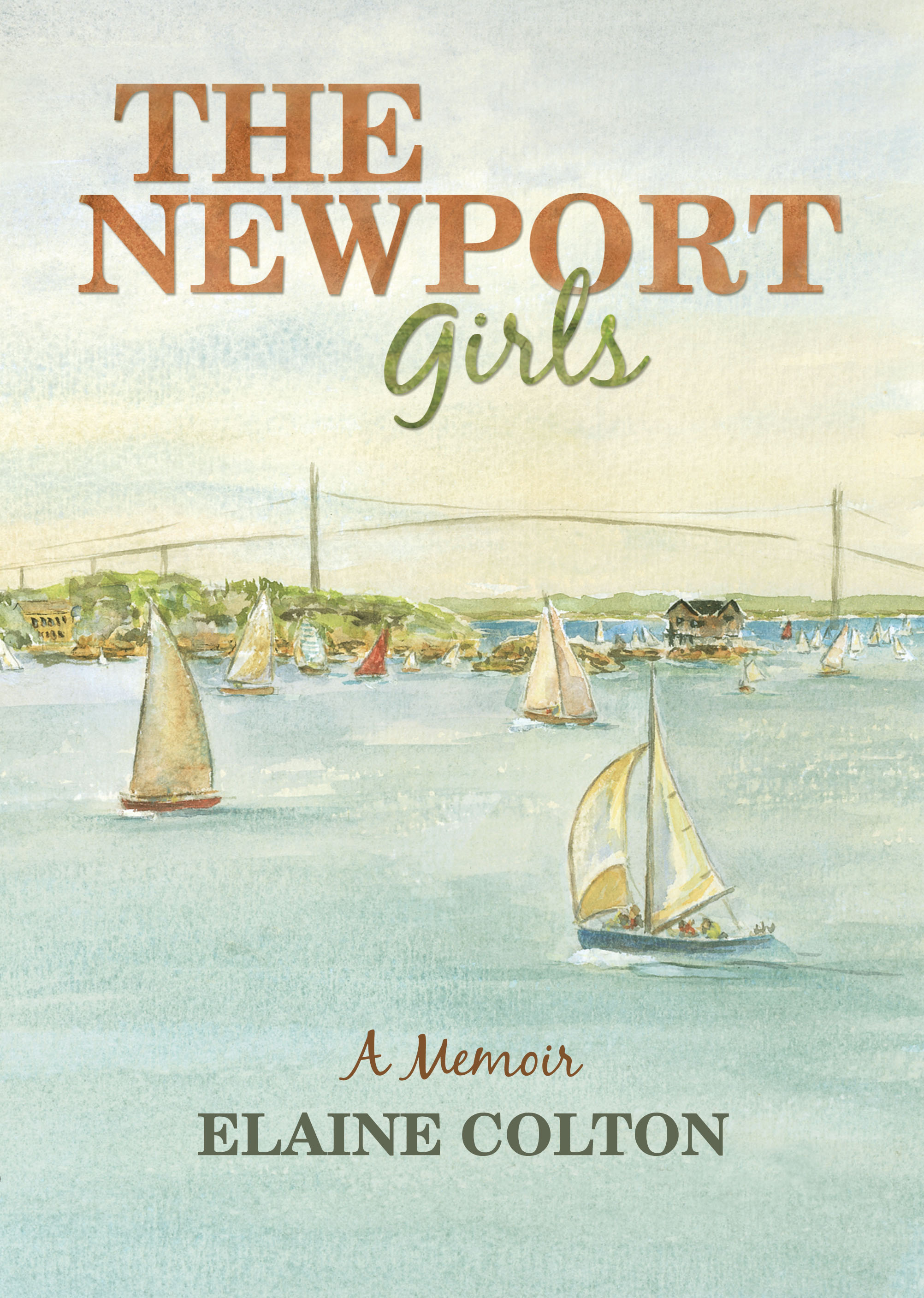 newport girls book cover