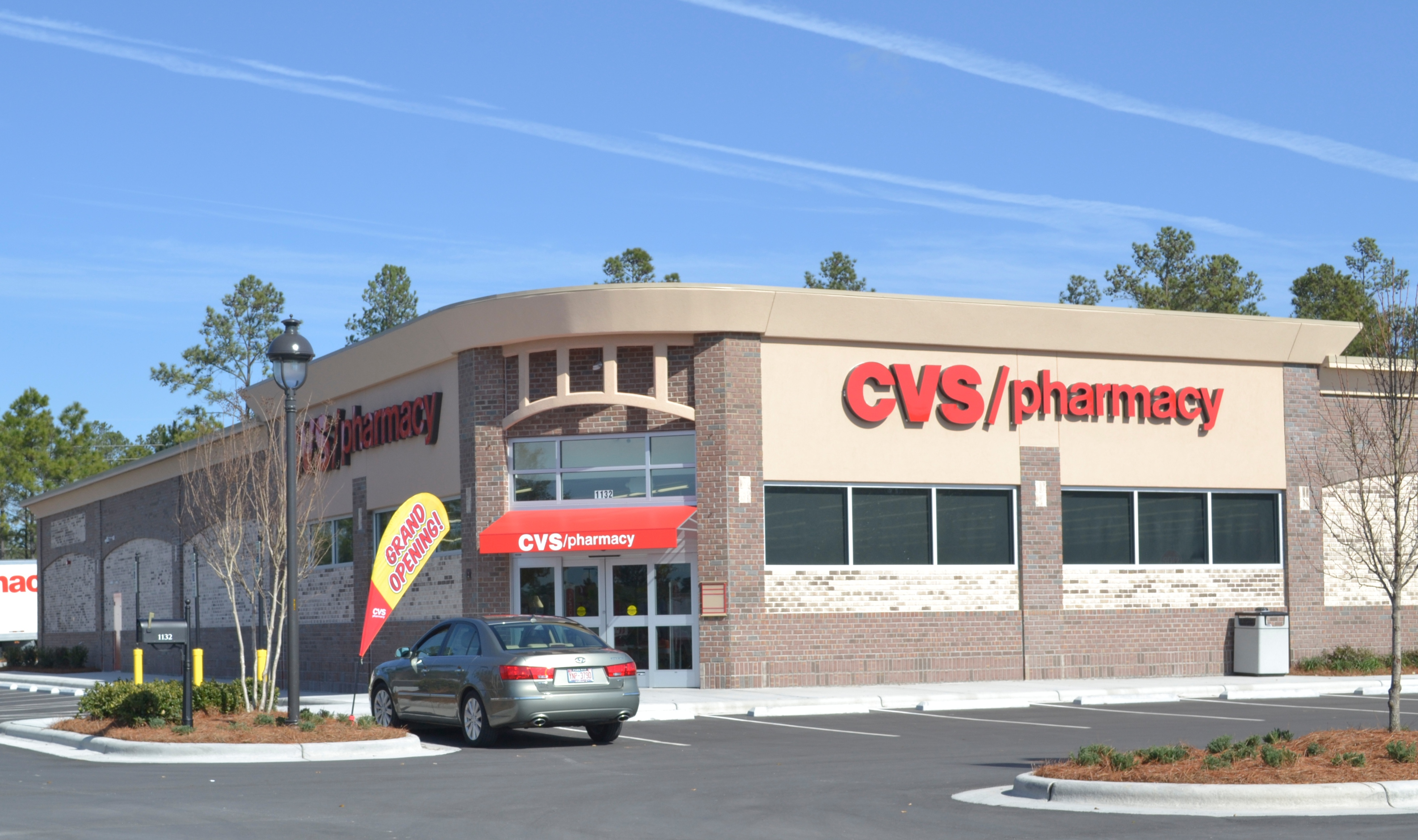 CVS near Brunswick Forest