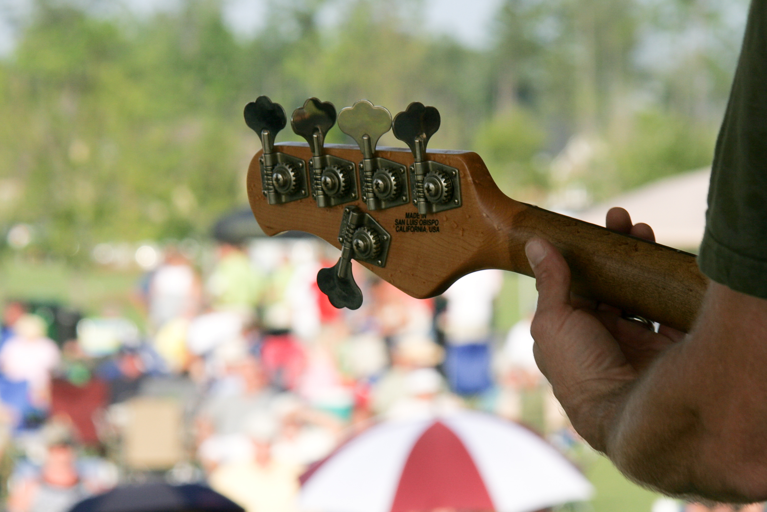 summer concerts in the park at Brunswick Forest
