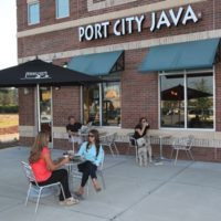 Port City Java in the Villages