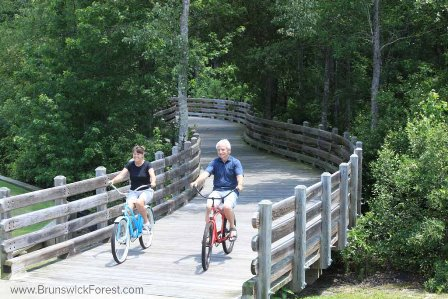 BIKING TRAIL