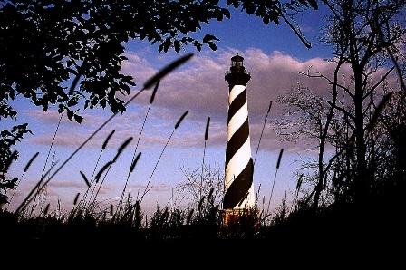 NC lighthouses
