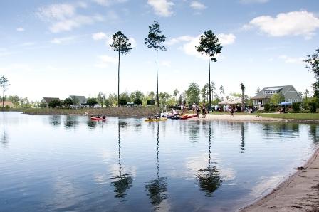 Hammock Lake Boat Regatta