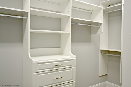 cabinet drawers closet