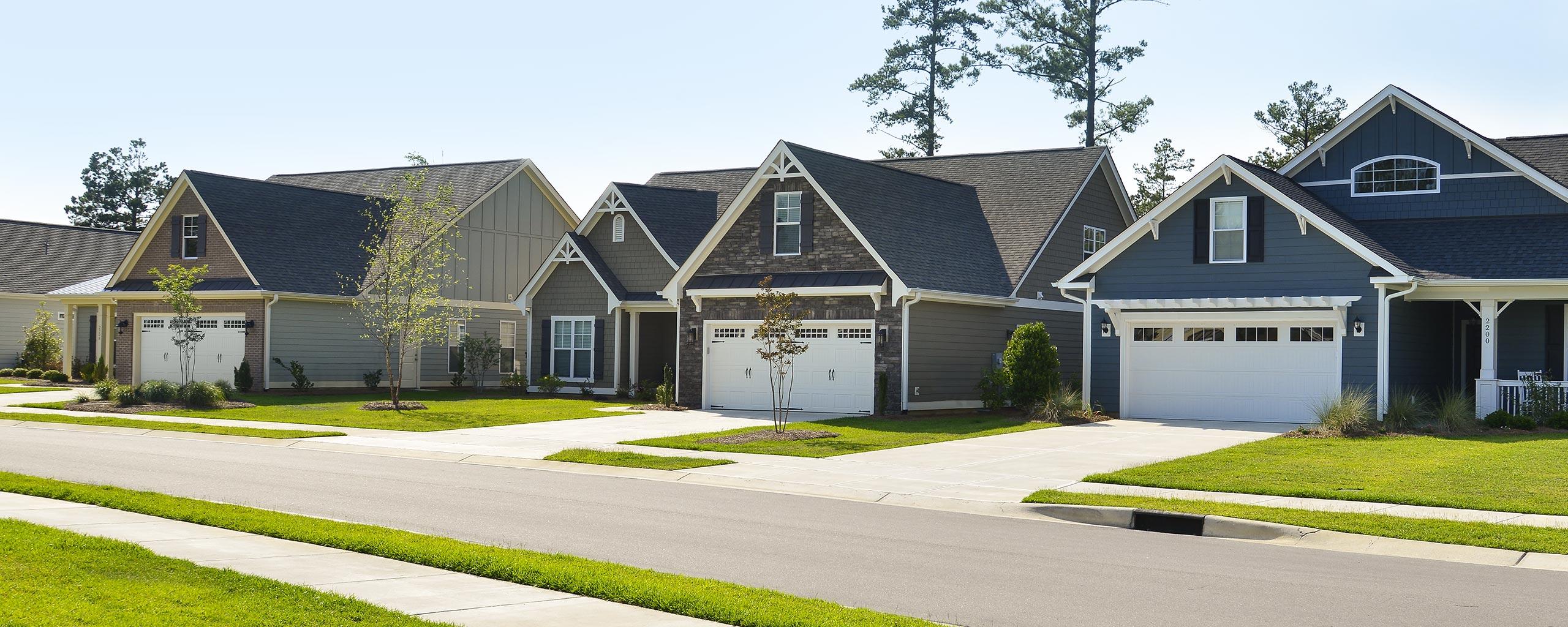 Homes in Park Landing