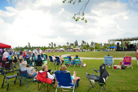 BRUNSWICK FOREST SUMMER CONCERT SERIES
