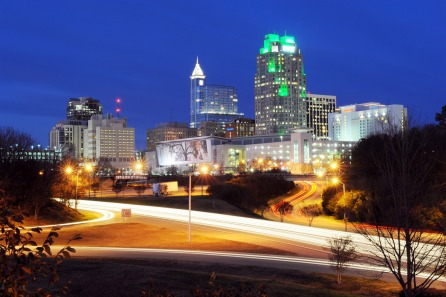 NIGHT RALEIGH