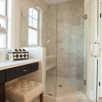 Master bathroom in the Adelaide floor plan