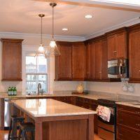 The Augusta Greene kitchen