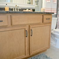 Avalon Brunswick Forest  Bathroom cabinet