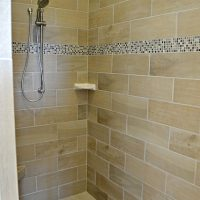 Balboa Bay At Brunswick Forest master bathroom shower