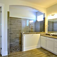 The Mapledale at Brunswick Forest master bath