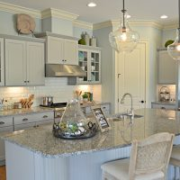 The Bitmore kitchen island