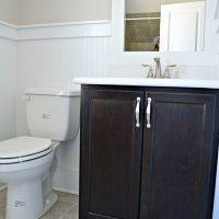 The Annabelle second bathroom