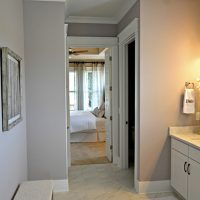The Fulbright at Brunswick Forest master bathroom