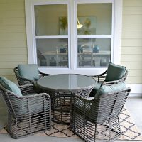 Lombard At Brunswick Forest Patio screened porch
