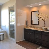 Trinity At Brunswick Forest Master Bathroom