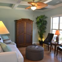 Valencia II At Brunswick Forest Living Room