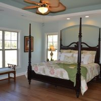Valencia II At Brunswick Forest Master Bedroom