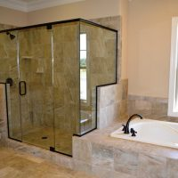 Belize III Brunswick Forest Master Bathroom