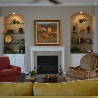 Jonesport living room