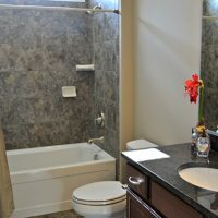 Jonesport guest bathroom