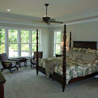 Lexington I At Brunswick Forest Master Bedroom