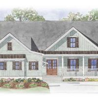 The Portsmith at Brunswick Forest - front elevation 1
