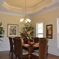 The Beaufort at Brunswick Forest Dining Room