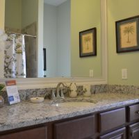 The Beaufort at Brunswick Forest Bathroom