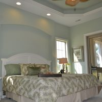 The Beaufort at Brunswick Forest Master Bedroom