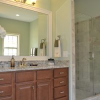 The Beaufort at Brunswick Forest Master Bathroom