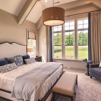 Meadowlark At Brunswick Forest Master Bedroom