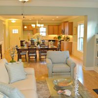 Fairhope At Brunswick Forest Living Room