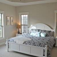 Fairhope At Brunswick Forest Master Bedroom