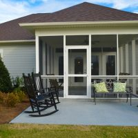 Fairhope At Brunswick Forest Screened In Porch