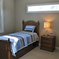 Jonesport guest bedroom