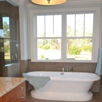 Overlook At Brunswick Forest Master Bathroom
