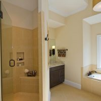 Wynward At Brunswick Forest Master Bathroom
