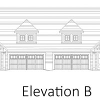 The Drayton I at Brunswick Forest - front elevation 2