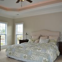 Montego At Brunswick Forest Master Bedroom