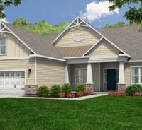 Shelter Bay At Brunswick Forest Exterior Rendering