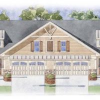Palmetto II At Brunswick Forest Rendering B