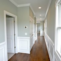 Brunswick Forest Tennyson Townes Hallway