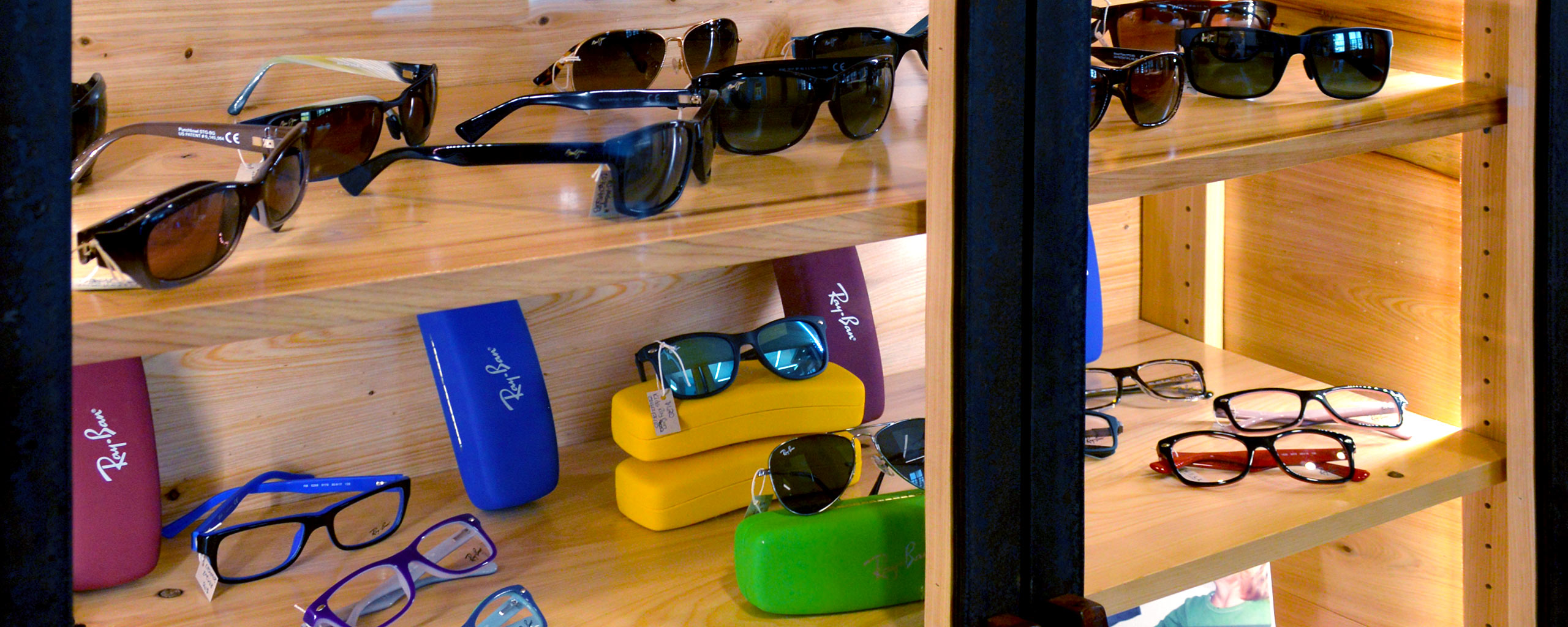 Eyeglasses and Sunglasses