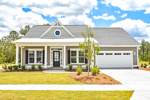 Capeside by Logan Homes Model of the Month Blog Feature for August 2020
