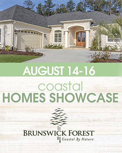 Coastal Homes Showcase Flyer