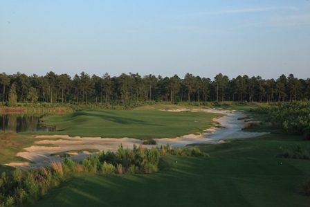ONE OF THE MOST DESIRABLE GOLF COURSES IN NORTH CAROLINA